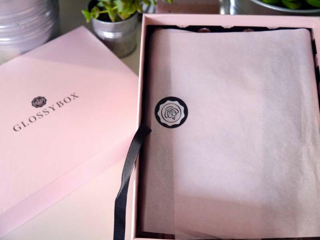 Ma Glossybox Gourmande du mois d'Octobre (3) - Charonbelli's blog beauté