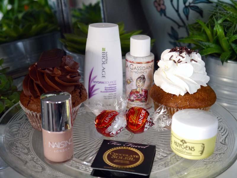Ma Glossybox Gourmande du mois d'Octobre (5) - Charonbelli's blog beauté