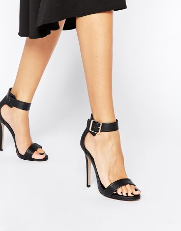 Chaussures minimalistes a talons Rita Truffle collection - Charonbelli's blog mode