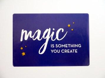 Le recap' de ma Little magique box (1) - Charonbelli's blog beaute