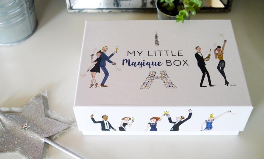 Le recap' de ma Little magique box - Photo à la Une - Charonbelli's blog mode