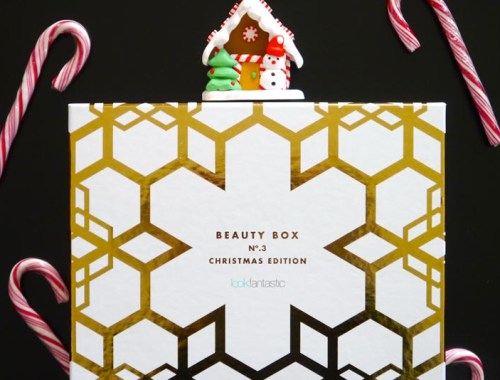 Le recap de ma Lookfantastic box du mois de decembre - Photo a la Une - Charonbelli's blog mode