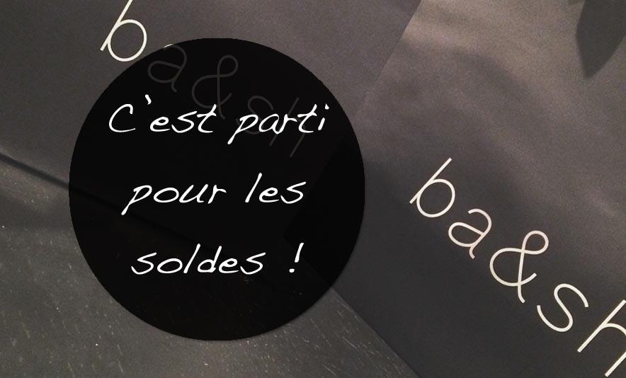 C'est parti pour les soldes - Photo à la Une - Charonbelli's blog mode