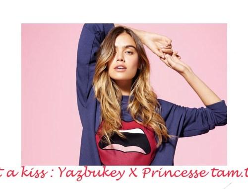 Just-a-kiss-Saint-Valentin-Princesse-TamTam-X-Yazbukey-Charonbellis-blog-mode