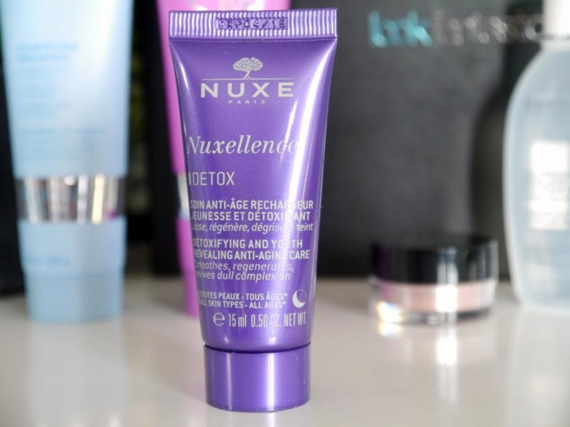 Nuxellence-Nuxe-Lookfantastic-Detox-beauty-box-Charonbellis-blog-beaute