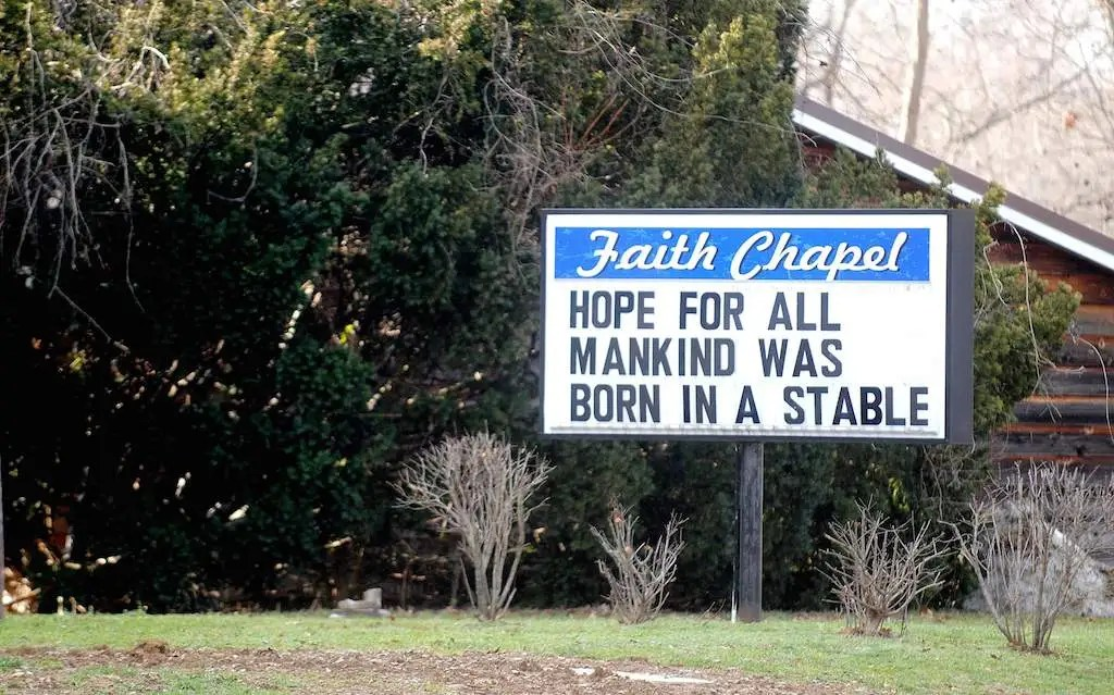 Church sayings 5