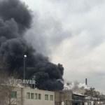 Huge Explosion rocks Indaver flagship Belgian plant