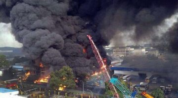 Indaver to abandon fire fighting after just 2 hours