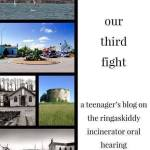 Our third fight – Book launch invitation