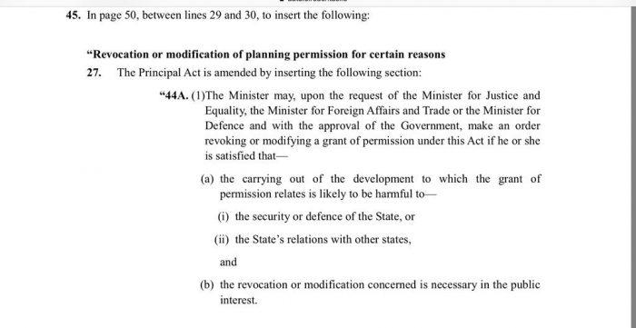 planning-amendment