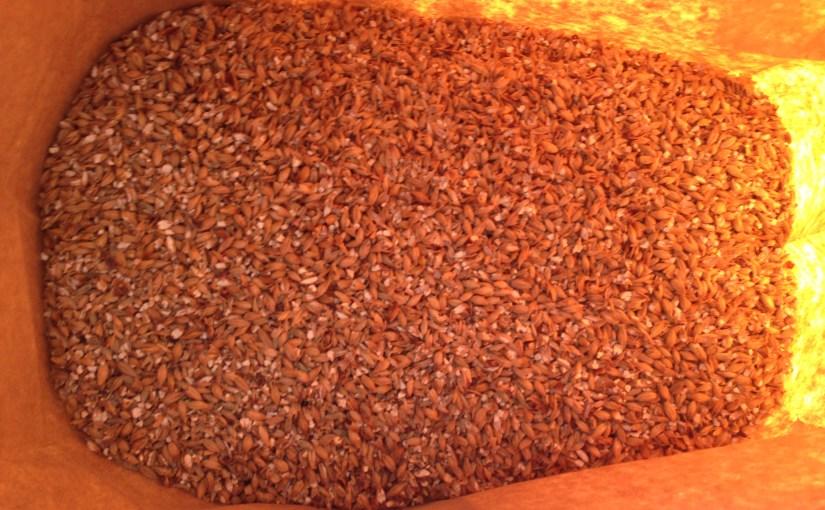 Brew Day: Rye Amber