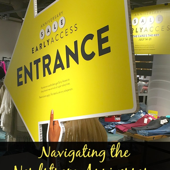 Navigating the Nordstrom Anniversary Sale on a Budget