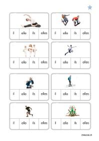 Pronoms niveau 1-32
