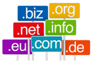 Cost to register a domain name