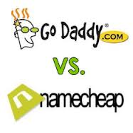 namecheap vs godaddy