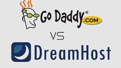 dreamhost vs godaddy