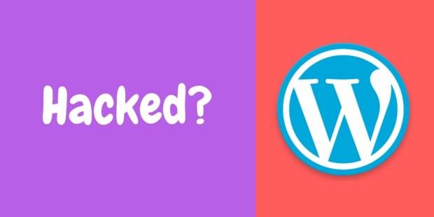 how to fix hacked wordpress website