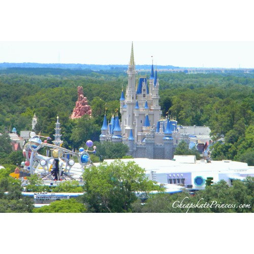 Medium Crop Of Disney Princess Castle