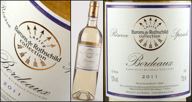 Barons d Rothschild Lafite Reserve Speciale
