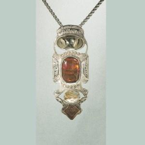 Riffe-Ammolite Amulet