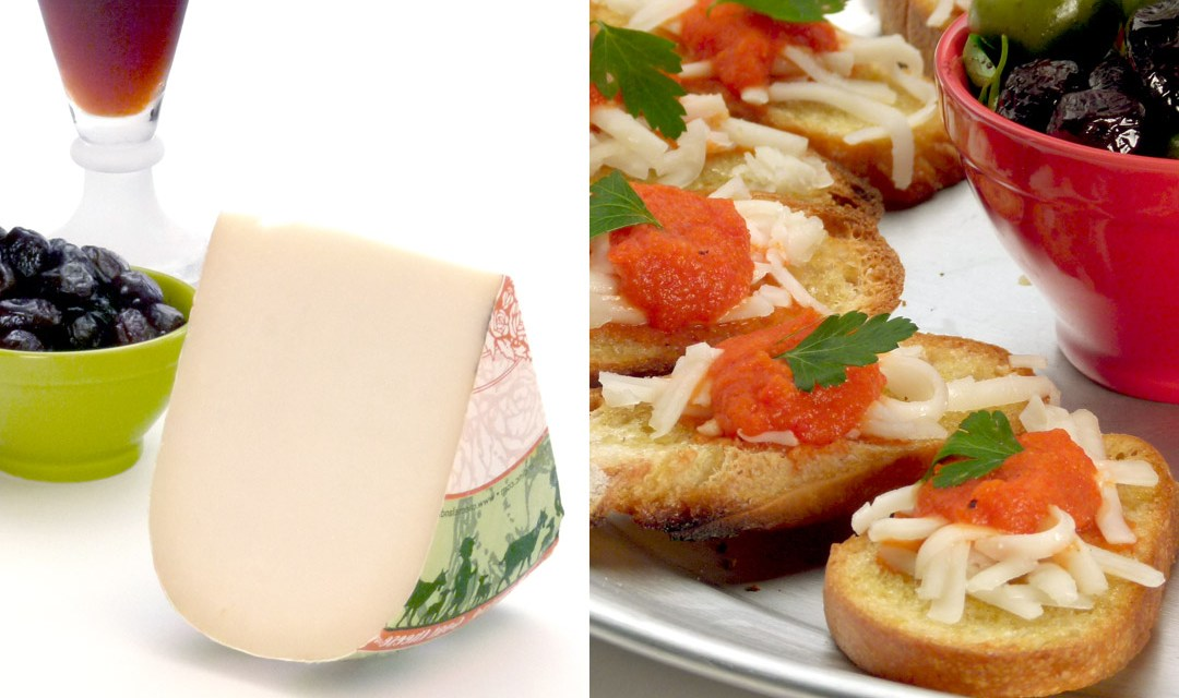 Benning Goat Cheese Tasting