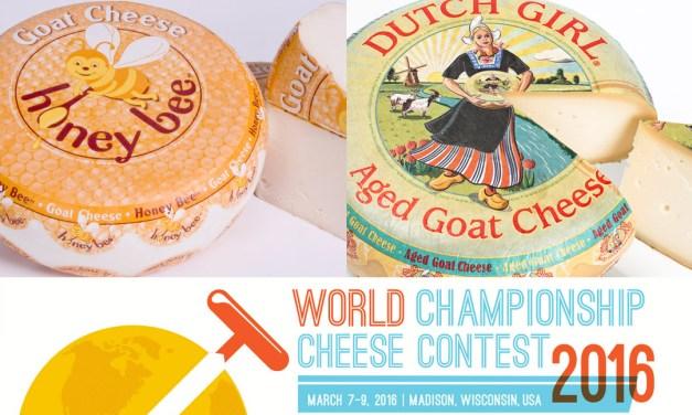 World Championship Cheese Contest Awards