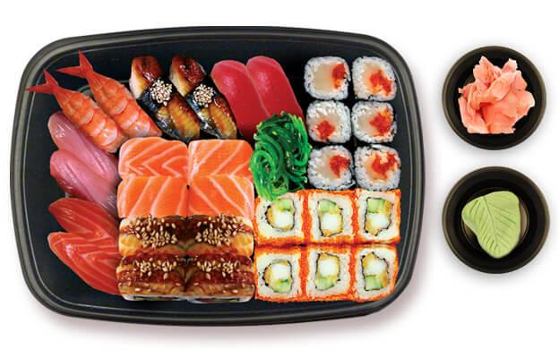суши бар рецепты