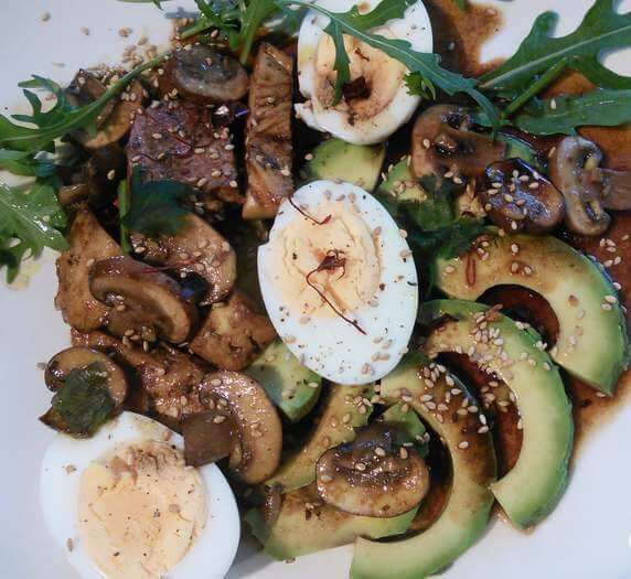 рецепты салатов с куриной грудкой и огурцами