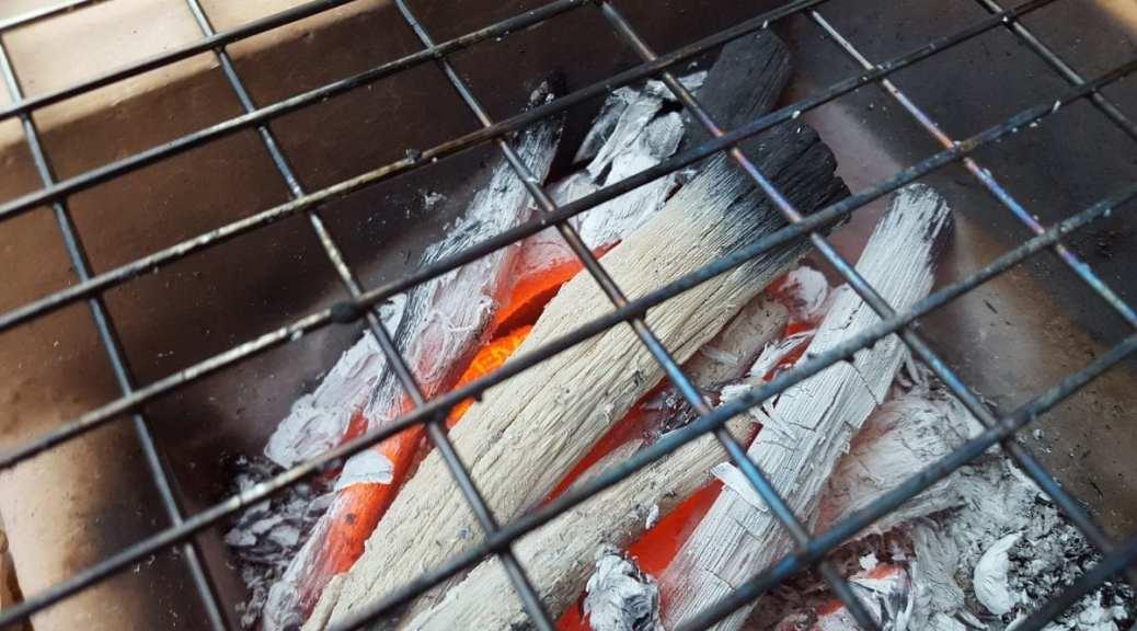 Bincho-tan charcoal
