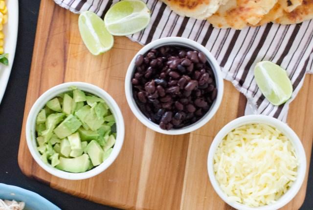 arepas recipe from ChefSarahEllizabeth.com