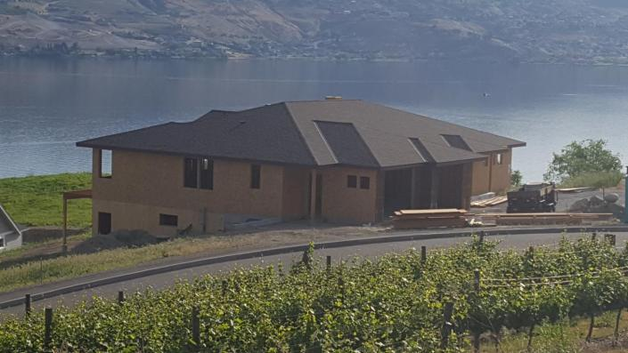 Custom Homes built by Shawn Sanderson