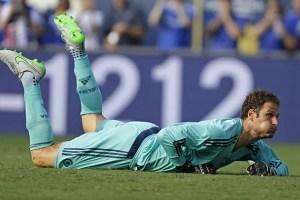 Poderá Begovic ser o titular do Chelsea? (Foto: Theguardian.com)
