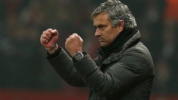 Mourinho vai comemorar mais um recorde neste sábado (Foto: telegraph.uk)