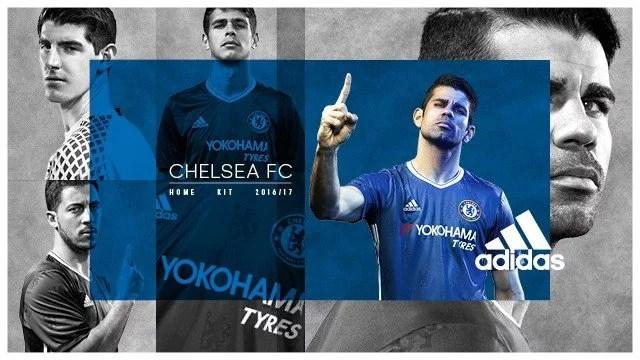 Dez anos e muitos títulos depois, Chelsea e Adidas se separam (Foto: Chelsea FC)