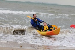 Studland Sea Kayaking 19th April 2014 114