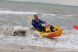Studland Sea Kayaking 19th April 2014 114