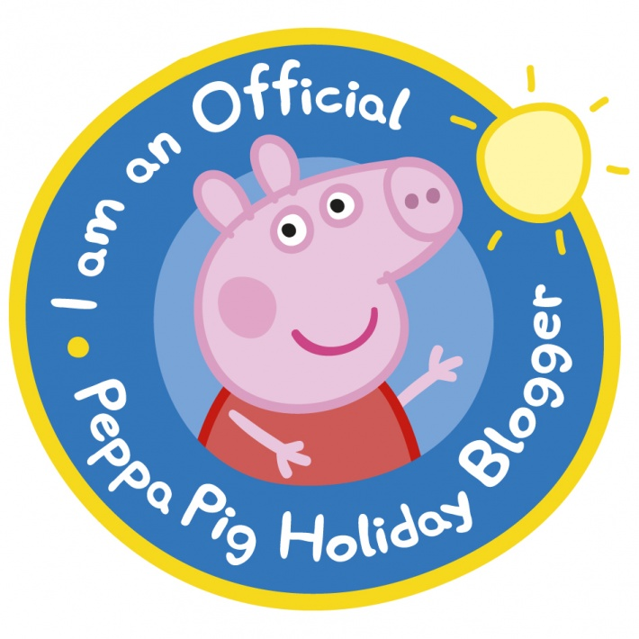 Peppa Holiday Blogger logo #