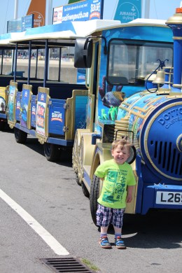 Weymouth Land Train