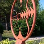 """Crop Circle"", Pam Reithmeier"