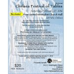 festival of Tables 2016