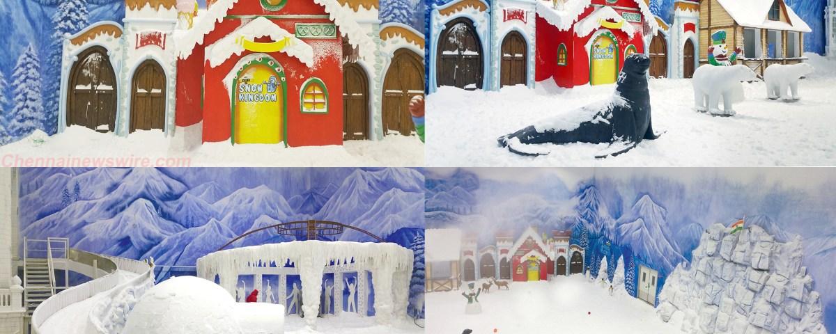 VGP Snow Theme Park