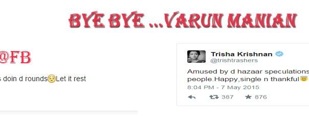 Trisha Varun Manian