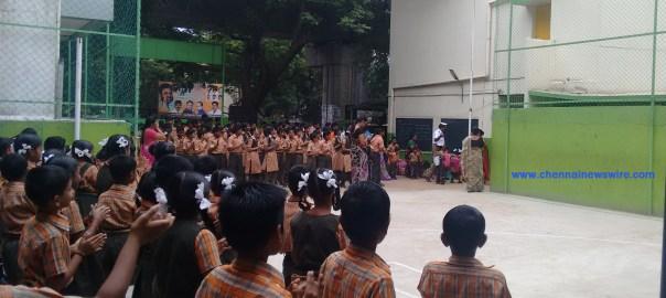 Road Safety, Vidyaniketan school