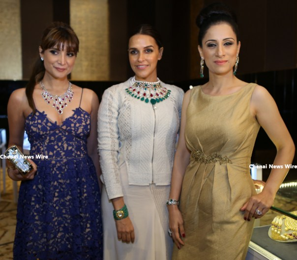 Michelle-Poonawalla-Neha Dhupia-Rouble-Nagi-Grand-Jury-Meet
