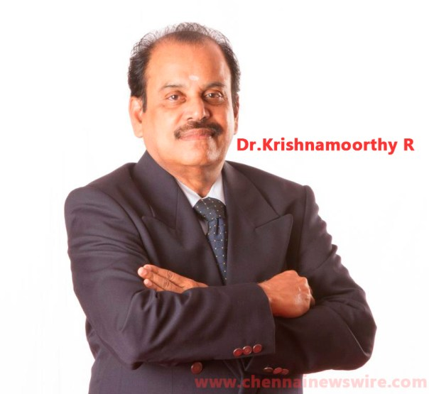 Dr.Krishnamoorthy R, Senior Consultant, Institute of Craniofacial, Aesthetic and Plastic Surgery