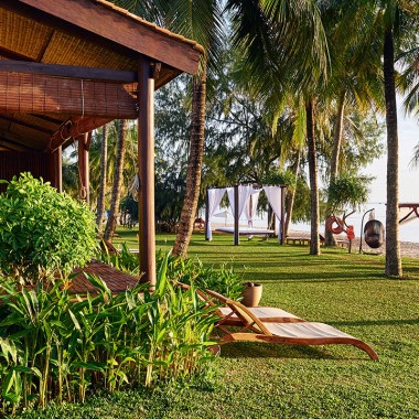 Exclusive bay in Phu Quoc island