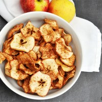 Crispy Apple Chips Recipe