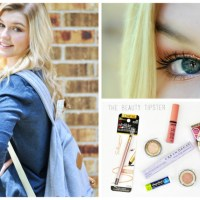 Back to School Makeup Look & Giveaway