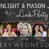 Moonlight & Mason Jars Link Party | 78