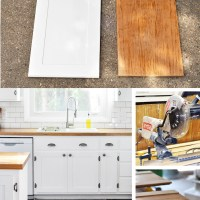 Kitchen Hack: DIY Shaker Style Cabinets